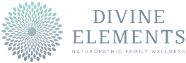 Vancouver Naturopathic Welness and Health Lifestyle | Divine Elements Logo